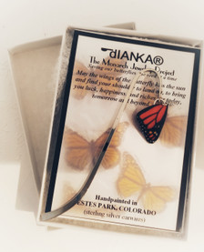 Monarch Bookmark