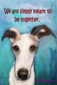Grey Hound-We are simply meant to be..