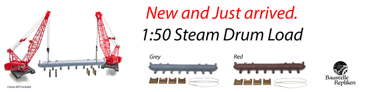 Steam Drum Load Banner