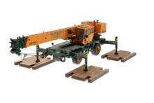 Wooden Crane Mats - 4 qty