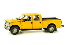 Ford F250 Pickup Truck w/Crew Cab & 6ft Bed - Yellow