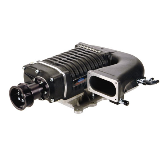 WHIPPLE SUPERCHARGER WK-2001TB 2 3L BLACK 2001-2004 FORD F-150 LIGHTNING  02-03 HARLEY WITH COLD AIR and EGR FREE SHIPPING!!!