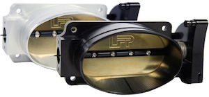 LFP Big Mouth Single Blade Throttle Body 99-04 Ford F150 SVT Lightning and  02-03 Harley BACK ORDERED UNTIL END OF SEPTEMBER
