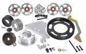 LFP Power Pulley Package 2003-04 Ford Mustang SVT Cobra
