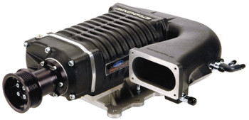 Whipple Supercharger - WK-200000B 2 3L W140 - Black - 1999-2000 Ford F-150  Lightning