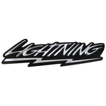 1999-04 FORD F-150 SVT LIGHTNING Supercharged FENDER EMBLEM L3Z16720AA