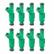 BOSCH GREEN GIANT 42LB FUEL INJECTOR EV1 FORD SVT 1999-04  LIGHTNING/2002-2003 HARLEY SUPERCHARGED 86-95 FORD MUSTANG FREE SHIPPING