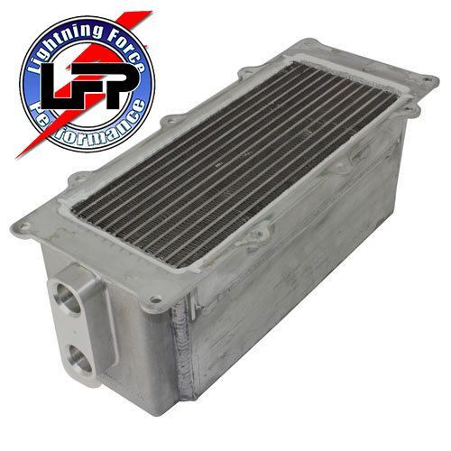 LFP 2007-2014 SVT Shelby GT500 5 4L 5 8L Upgraded Supercharger Intercooler  Improved flow and cooling capacity over stock unit !