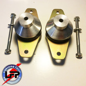 FORD MUSTANG 05-14 GT SVT SHELBY GT500 COBRA HEAVY DUTY BILLET MOTOR MOUNTS &V6