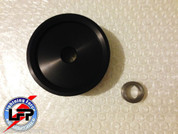 LFP 3.5  BILLET ALUMINUM ALTERNATOR PULLEY  2003 04 FORD MUSTANG SVT COBRA