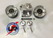 2003-04 FORD SVT MUSTANG COBRA LFP AUXILLARY Double BEARING IDLER PULLEY KIT