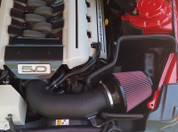 JLTCAI-FMG-15  FORD 2015-17 MUSTANG GT 5.0 COYOTE COLD AIR INTAKE KIT TUNE REQUIRED