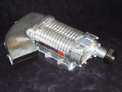 WHIPPLE WK-2130CB  2003-2004 SVT FORD COBRA 4.0L 245AX HPR CRUSHER THROTTLE BODY & 123MM SLOT STYLE MAF COLD AIR INTAKE