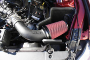 JLT CAI-FMV6-15 2015-17 FORD MUSTANG V6 BLACK TEXTURED COLD AIR INTAKE KIT