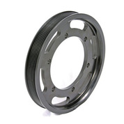 LFP ALUMINUM QUICK CHANGE LOWER PULLEY RING  99-04 FORD SVT LIGHTNING, 02-03 HARLEY SUPERCHARGED