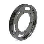 LFP ALUMINUM QUICK CHANGE LOWER PULLEY RING  03-04 COBRA 99-04 FORD SVT LIGHTNING, 02-03 HARLEY SUPERCHARGED
