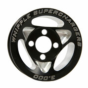 Whipple 8 Rib Supercharger Blower Pulley - 99-04 Ford  SVT Lightning SCP-83000-LGT  or 3.5