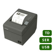 Epson TM-T82  SER/USB Receipt Printer