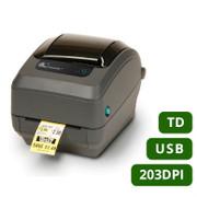 Zebra GK420 TD Printer USB/Ser