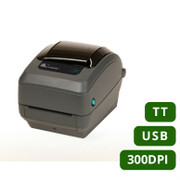 Zebra GX430 TT Printer USB/SER