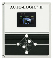 A1 Auto-Logic® II Fully Automatic Electronic Touch Screen Brass High Purity Changeover Manifold 25-200 psig Model 918TS-1-200 Custom