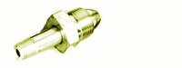"Brass CGA Cylinder Connection 580 CGA X 1/4"" NPT Male Model CGA580B"