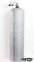 Gas Cylinder Warming Blanket/Jacket For Non-Hazardous Areas Model CWB-130-9 Custom