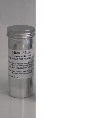 Molecular Sieve 5A For Gas Purifier 8010 Model 6