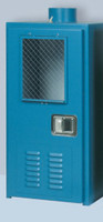 "Gas Safety Storage Cabinet for 1 Lecture Bottle Cylinder 18""W X 18""D X 39""H Model 3100 Custom"