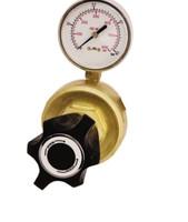 A2 Brass High Flow Cv 0.55 High Purity Line Pressure Regulator B3 Model 3831HL 0-50 PSIG