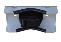 1 Cylinder Wall Mount Bracket (Stainless Steel)