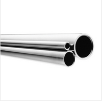 "316/316L Stainless Steel  Seamless Instrument Grade Tubing 1/8"" OD X 0.28 Wall x 20' Long custom"