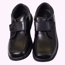 Sperry Gavin Black Shoes Boys