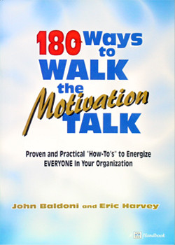 This book is a practical, cost-effective guide for energizing your entire organization to achieve higher levels of collaboration, commitment, and productivity.