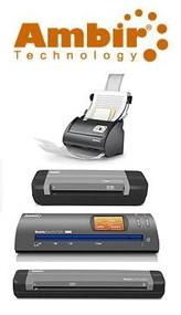 Ambir Technology DS490IX-PRO