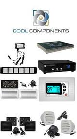 Cool Components RF2-STD-BLK