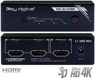 Key Digital KD-2X1CSK