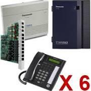 Panasonic KX-TA824-PK6VM