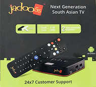 JADOO 5S, JADOO5S 4K Ultra HD Quad CORE 2GB RAM
