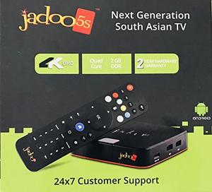 JADOO 5S, JADOO5S 4K Ultra HD Quad CORE 2GB RAM