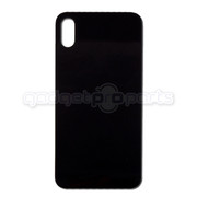 iPhone XS Back Glass NO LOGO (Black)