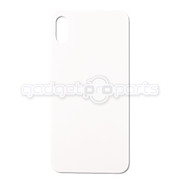 iPhone XS Back Glass NO LOGO (Silver)