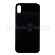 iPhone XS Max Back Glass NO LOGO (Black)