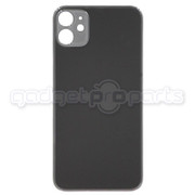 iPhone 11 Back Glass (Black)