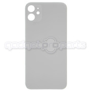 iPhone 11 Back Glass (White)