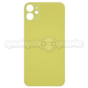 iPhone 11 Back Glass (Yellow)