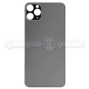 iPhone 11 Pro Max Back Glass (Black)