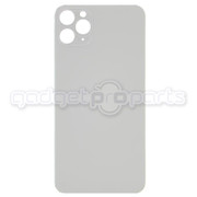 iPhone 11 Pro Max Back Glass (White)