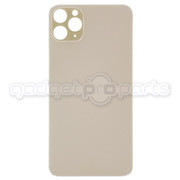 iPhone 11 Pro Max Back Glass (Gold)