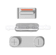 iPhone 5 Housing Buttons (Silver)